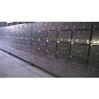 无锡金菲兰中端高端不锈钢中药柜定制中药橱加工制作