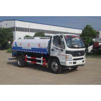 供应福田欧马可3.8米轴距国四标准康机160马力512GSSB型7.3方洒水车13597830078