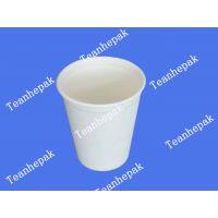 供应一次性餐具一次性纸浆餐具環保可降解(370ml) 杯子