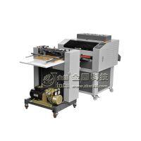 金图PL-460 AF全自动上光压纹系统 液体照片淋膜机 相册覆膜机