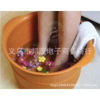 厂家直销正品仿木足浴盆  足浴桶 洗脚桶 专用树脂桶泡脚桶