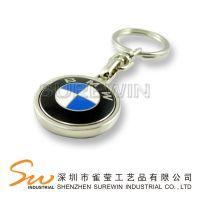 汽车广告礼品钥匙扣定做 宝马钥匙扣定制 大众钥匙扣定做