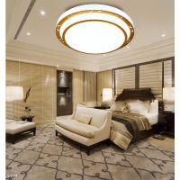 LED新款现代简约双层亚克力吸顶灯卧室餐厅阳台过道卫生间灯