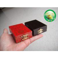 精美木质包装盒,小号,挂件、吊坠盒,腾冲琼玉翡翠批发