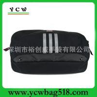 龙岗手袋厂生产牛津布腰包 打版生产旅行腰包厂家