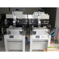 供应多台全新半自动锡膏印机,订做非标印刷机