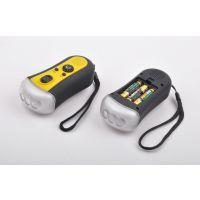 厂家直销FM干电池收音机手电筒、LED手电筒(图)