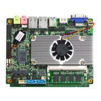 供应3.5寸1037U主板,低功耗1037U工控板,车载导航电脑主板,车载电脑,加固电脑主板