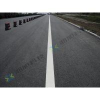 湘潭热熔标线施工方法及注意事项 湘旭道路标线施工
