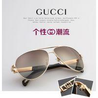 批发新款10005男士偏光太阳镜 品牌眼镜大框墨镜 蛤蟆镜