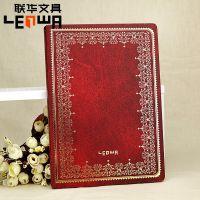 联华【优惠】韩版精装笔记本目录册日记本A6记录本YCA63584-0258