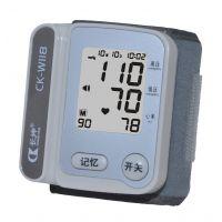 CK-W118厂家长坤家用血压计批发手腕式电子血压仪