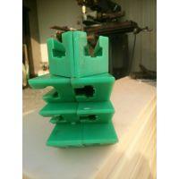 高分子量聚乙烯滑道、塑料滑轨、尼龙滑道异形件宇昂生产