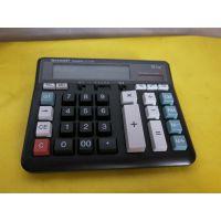夏普【EL-2135】电脑键盘计算器 银行专用 12位商务办公型计算机