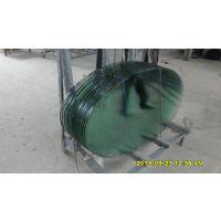 供应玻璃深加工/玻璃加工厂供应钢化玻璃台面/茶几台面玻