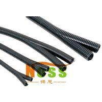 深圳诺思WH00870黑色塑料尼龙软管 塑料线束波纹软管