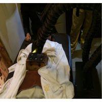天津山东艾灸烟尘气味烟雾净化过滤器高福厂家