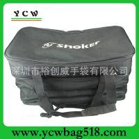深圳手袋厂家直销  生产  大容量  黑色工具箱  工具包