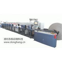东航DH20900中幅双伺服柔印机 纸盒印刷机 手提袋柔印机 无纺布印刷机 牛皮纸柔印机