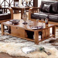 华丰包物流整装心居名家 家具是现代中实全实家具功夫 茶几单门木