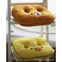 轻松小熊 轻松熊双孔坐垫小鸡坐垫椅垫 美臀坐垫车用/家用