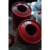 灌装机瓶橡胶口垫 食品级无毒硅胶圈 易拉罐灌装机硅胶套 无毒硅胶垫