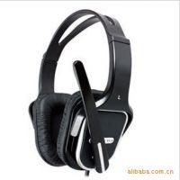 供应SOMIC 硕美科 EV-50  立体声音乐游戏耳机 线控耳麦 耳机