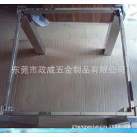 厂家生产 五金造艺茶几支架 可拆装底座 不锈钢制品