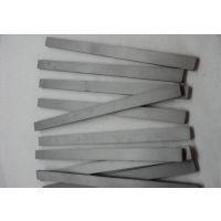 高硬度钨钢H10F进口钨钢板钨钢长条 8*105*105