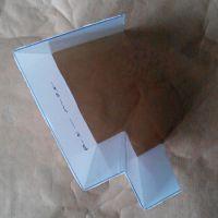 供应pc板冷弯加工/3mmpc耐力板折弯加工/ 上海pc塑料板折弯加工