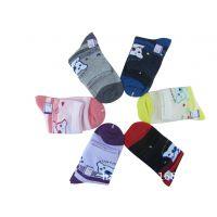 韩版男女童袜 全棉儿童袜子批发 外贸儿童袜子 男女童宝宝袜子