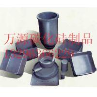 供应潍坊高密碳化硅陶瓷坩埚