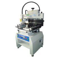 SMT高精密半自动锡膏印刷机