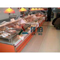 西安鲜肉柜 猪肉冷鲜肉冷藏柜