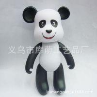 【优质】供应PVC环保搪胶公仔 卡通动漫公仔 圣诞玩具 注塑加工