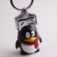 特价超级迷你QQ钥匙挂件金属打火机创意气体充气打火机带钻吸卡
