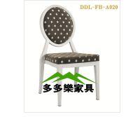西餐厅铁制仿木椅 茶餐厅铝制仿木椅多多乐家具大量供应椅子