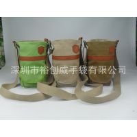 手袋工厂 打版生产 帆布工具袋 时尚休闲单肩 挎包