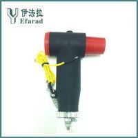 安徽伊法拉直销可分离式电缆终端 防洪型可触摸带避雷器后插头