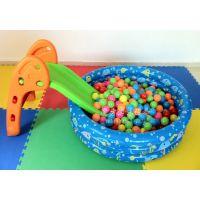 加厚魔方儿童塑料上下滑梯 幼儿园滑梯 塑料滑滑梯 幼儿折叠滑梯