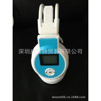 供应威声特BQ-168头戴式插卡,带显示频MP3,有线耳机,插卡MP3