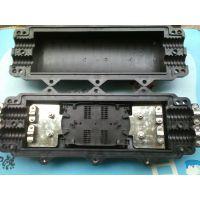 卧式24芯光缆接头盒/架空式光缆接头盒图片 配置