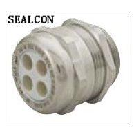 SEALCON多孔电缆接头,电缆固定头,型号CD16M7-GY.