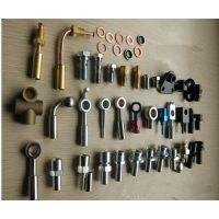 刹车管接头/刹车软管接头/橡胶刹车制动软管接头/钢编管接头