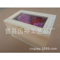 实木永生花礼盒包装 定做黄鹤楼1916香烟包装木盒 东革阿里包装盒