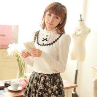 2014秋装新款韩版女装  修身高领加厚保暖打底衫