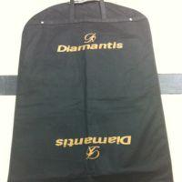 专业订制西服袋印刷 手提西服套 防尘袋子 环保服装包装袋 批发