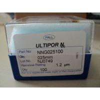 美国pall 尼龙微孔滤膜1.2um孔径NNG025100 25MM