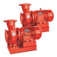 上海连渠泵业XBD-ISW型卧式单级单吸消防离心泵