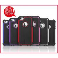 全网 iPhone5g 5s三合一防摔足球纹手机壳 三防手机套工厂